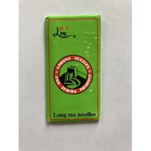 Иглы для мешкозашивочной машины GK9-2 упаковка10 шт (GK9 х 230)